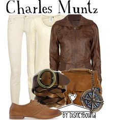 """Charles Muntz"" by disneybound (Up) (Evil guy but whatever)"