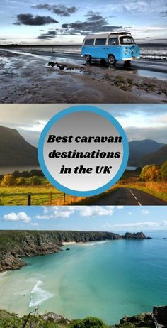Are you planning to travel around the UK with a caravan? Here are the 8 best caravan destinations in Great Britain! Scotland Travel, Ireland Travel, Hanoi, Best Caravan, Caravan Tours, Holiday Destinations, Travel Destinations, Hard Rock, Caravan Holiday