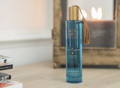 The Ritual of Hammam Bed & Body Mist is back! Refresh your skin, bed linen or other textiles with the revitalising scent of rosemary and eucalyptus.