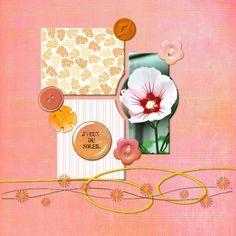 Bribri62-Scrap: Mes pages Challenges Juillet 2015