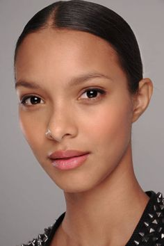 here are some examples of Matte Skin (via Elle) - http://www.elle.com/beauty/makeup-skin-care/beauty-trends-best-in-show-matte-skin#slide-1