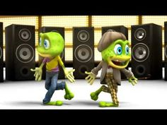 Brain Break~ The Crazy Frogs - The Ding Dong Song - New Full Length HD Video