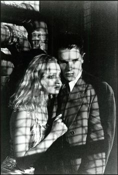 Uma Thurman and Ethan Hawke Gattaca | 1997