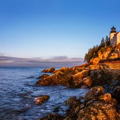 Prefect Weekend in Mount Desert Island, Maine