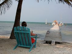 Go Slow on Caye Caulker, Belize