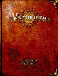 RPG - Victoriana