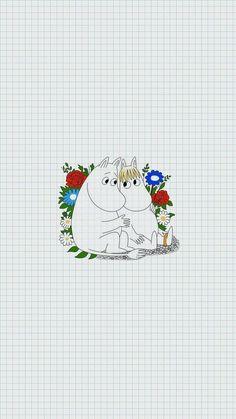 Moomin Wallpaper, Bird Wallpaper, Emoji Wallpaper, Tumblr Wallpaper, Animal Wallpaper, Fabric Wallpaper, Colorful Wallpaper, Seagrass Wallpaper, Paintable Wallpaper