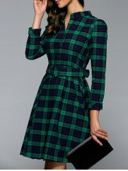 Plaid dress best outfits - Page 7 of 100 - cute dresses outfits Cute Dress Outfits, Cute Dresses, Vintage Dresses, Casual Dresses, Fashion Dresses, Modest Fashion, Plaid Dress, Dress Skirt, Shirt Dress