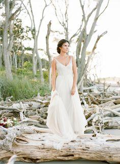 Organic and natural Autumn wedding ideas