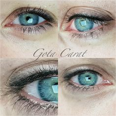 Eyeliner Tattoo, Beauty, Permanent Makeup, Eyes, Beleza