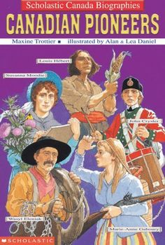Cover image for Canadian Things, I Am Canadian, Canadian History, Canadian People, Home Learning, Learning Centers, All About Canada, Kids Study, Canada Day