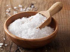 Απελευθερώστε τον αυχένα σας με θαλασσινό αλάτι και ελαιόλαδο