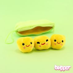 Kawaii Beans Plush Charm - Other Plushies - Plush Toys - Other Products   Blippo Kawaii Shop