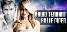 Billie Piper Joins David Tennant At Wizard World Comic Con St. Louis & Madison Next Year-i wish I could meet them