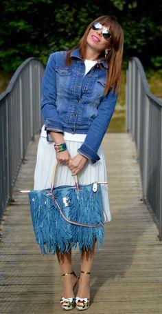 Don't Call Me Fashion Blogger!: Tra bon ton e causal