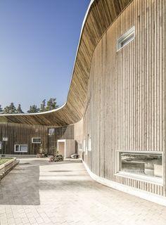 Alt Architects + Karsikas - Clínica de Salud Ruukki, Kansantie (2014)