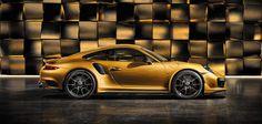 Porsche 911 Turbo S Exclusive Series é revelado com 607 cv | WEB LUXO