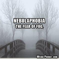 Nebulaphobia | #words #definitions #wordsandmeanings