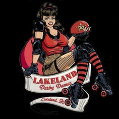 Lakeland Derby Dames youtube