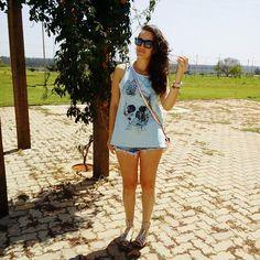 Look do Dia #35 - Menina Veneno