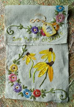 Prayer Flag Project Day 9: Organic by vdenegre, via Flickr
