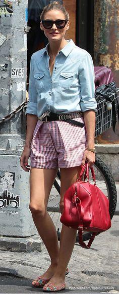 Olivia Palermo | Street Style mit Sonnenbrille 4 1