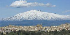 Tour por Sicilia. Panoramica del Enna.