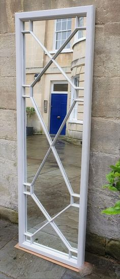 Monte Carlo bespoke mirror design. Bespoke mirror using astragal glazing bars made for a continental client. Any size made to order and any design of the glazing bars. Contemporary Mirrors, Monte Carlo, Somerset, Bespoke, Bath, Glass, Design, Home Decor, Taylormade