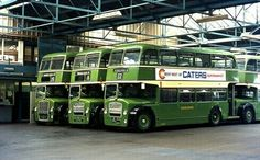 Vintage Trucks Inside Southend Bus Depot as I remember it in the late early London Transport, Public Transport, Bristol, Volkswagen Bus, Volkswagen Beetles, Vw Camper, Rv Motorhomes, Leigh On Sea, Routemaster