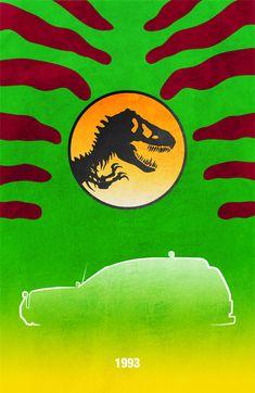 DIno Explorer Poster @ MovieCarPosters.com - $10