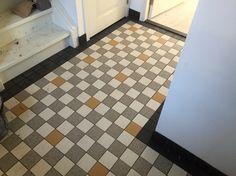 Afbeeldingsresultaat voor bijzondere tegel mozaiek voor gang