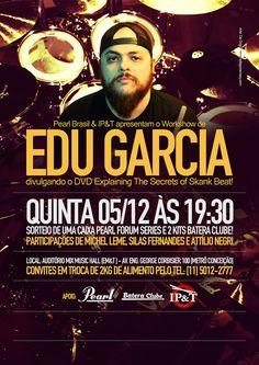 Job: A3 Advertise. Client: Edu Garcia. Country: Brazil.