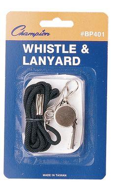 Physical Education  Umpire/Referee  Whistle / Lanyard   Whistle With Lanyard