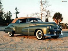1942 oldsmobile convertible