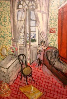 Matisse, Le Divan