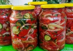 Salty Foods, Home Canning, Russian Recipes, Preserving Food, Jamie Oliver, Finger Foods, Pickles, Cucumber, Food And Drink