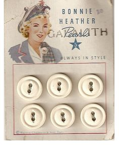 button card by Sweet Remembrance, via Flickr