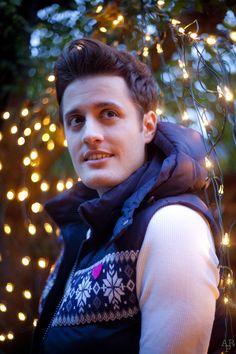 Austen Risolvato's Photoshoot of Nick Pitera