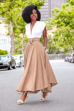body y falda fiesta & body y falda _ body y falda fiesta _ body y falda larga _ body y falda larga boda Midi Skirt Outfit, Skirt Outfits, Classy Dress, Classy Outfits, Style Pantry, Body Suit Outfits, Looks Chic, Fashion Tips For Women, African Fashion