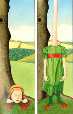 ALICE IN WONDERLAND BY ANTHONY BROWNE