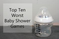 showergames #baby #shower #games