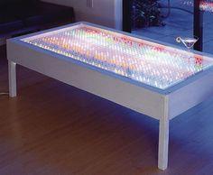 LiteBrite Table