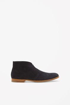 COS   Suede desert boots
