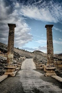 Adiyaman Turkey - Information Ancient Art, Ancient History, Places To Travel, Places To Go, Turu, Turkey Travel, Old Stone, Ancient Architecture, Science And Nature