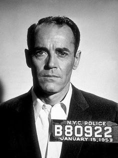 Henry Fonda - The Wrong Man (Alfred Hitchcock, 1956)