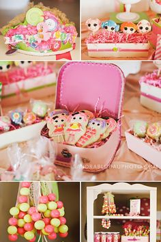 Lalaloopsy Girl Birthday Party by Whimsical Printables...darling!!