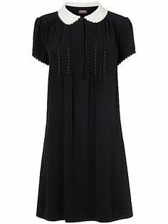 Bronte dress - Topshop contrast dress repliKate