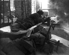 The Battle of Stalingrad.