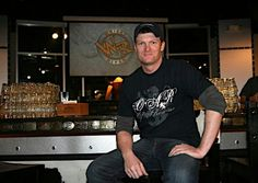 Dale Earnhardt Jr. at His Saloon ~ Whiskey River