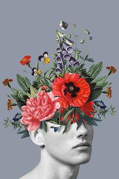 Art Print by Toon Joosen - X-Small Digital Collage, Collage Art, Art Collages, Surealism Art, Plakat Design, Photocollage, Surreal Art, Art Plastique, Aesthetic Art